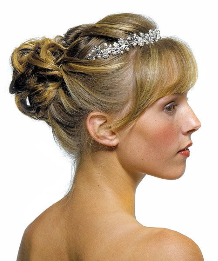 Wedding Hairstyles With Headband And Veil: How To Choose The Right Bridal